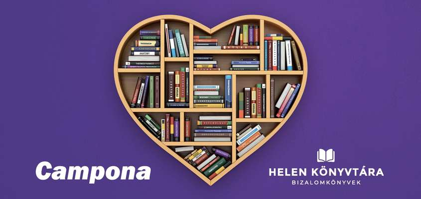 Books wanted for  Hungary's first 'honesty' library -   Helen's library