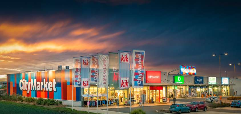The retail parks of CPI Hungary get new name and new image
